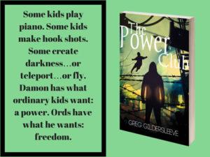 #ThePowerClub #MiddleGrade #Sce/fi