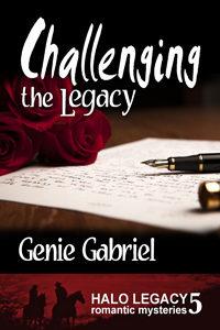 Challenging the Legacy, romantic suspense
